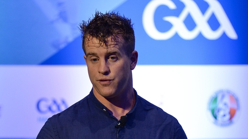 'I always tried to feed back into the game of Gaelic games. This morning I was texting Ciaran Kilkenny about what you can do at home with training methods. I like giving back to the game in some shape and form'