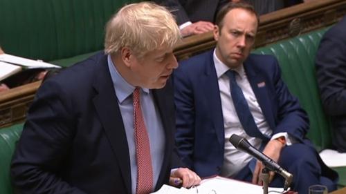 Boris Johnson and Matt Hancock are self-isolating