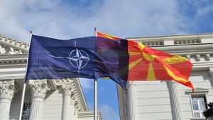 Macedonia has become the 30th member of NATO