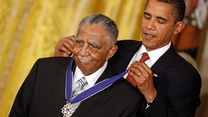Joseph Lowery was awarded the Presidential Medal of Freedom by Barack Obama in 2009