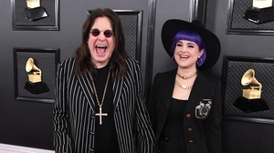 Ozzy and Kelly