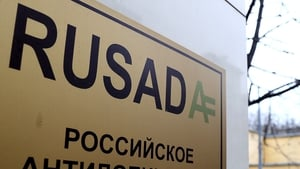 RUSADA's deputy director says the suspension of testing would remain in place until 6 April