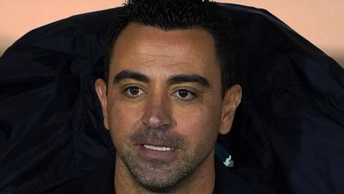 Xavi is currently in charge of Qatar Stars League club Al Sadd