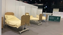 A mock-up of the step down facility which will be opened at the Citywest Hotel and Conference Centre