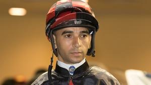 Joao Moreira is vying to be champion jockey in Hong Kong