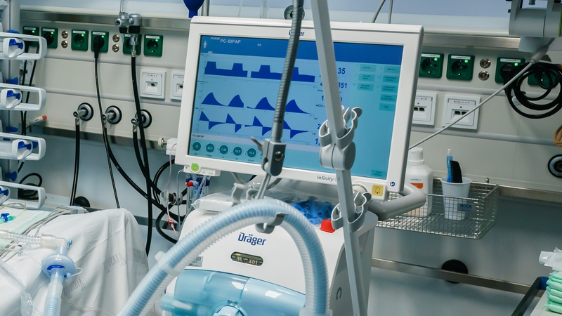 Medtronic will make over 25,000 ventilators available over the next six months