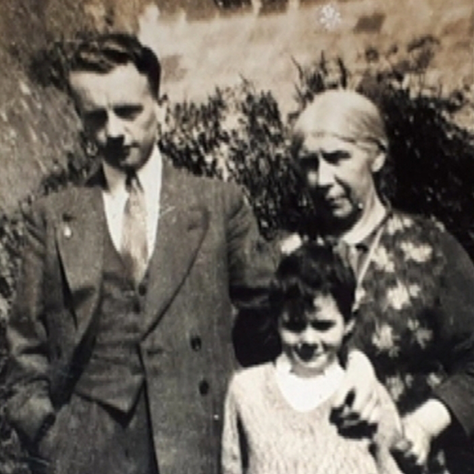 Image - Patrick O'Connell - believed to be the man in this family photograph