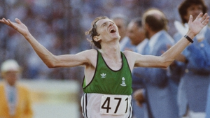 John Treacy won silver in 1984