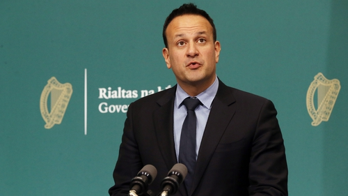 The Taoiseach said private hospitals have 1,000 rooms for solo occupancy, which are ideal for those who need to be isolated (Pic:RollingNews.ie)