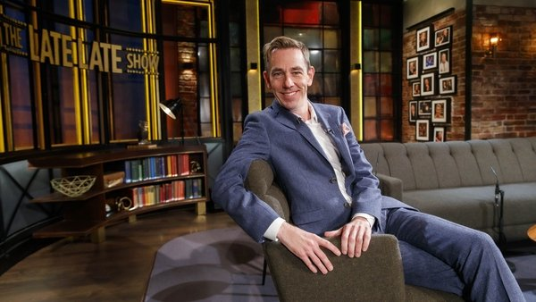 You can catch the new series ofThe Late Late Show,on Friday September 4 on RTÉ One, 9:35pm