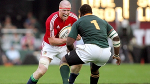 Paul O'Connell captained the last Lions team to tour South Africa, in 2009