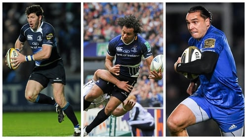 Is this the ultimate Leinster back three? Vote below