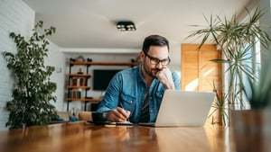 Suddenly joined the home worker crew? Here's how to get your new workspace set up, says Luke Rix-Standing.