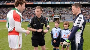 Mayo's David Clarke and Stephen Cluxton of Dublin are among the many custodians up for consideration