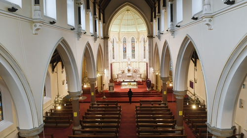 Public worship in churches is due to resume at the end of the month