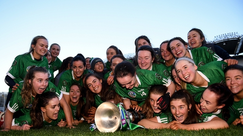 Sarsfields beat Slaughtneil in the All-Ireland final at the start of March