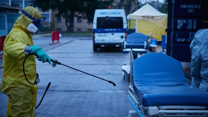 A total of 9,053 people have died in Spain