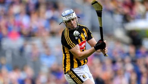 TJ Reid in action for Kilkenny