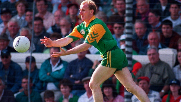 The stolen 1987 medal was won by former Meath football star Martin O'Connell