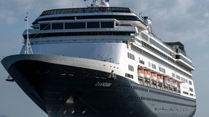 The Zaandam cruise ship is due to dock in Florida later today