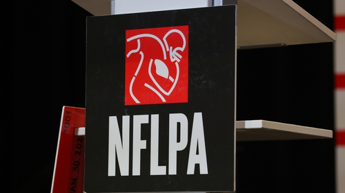 NFLPA stated that allegations put forth Monday by attorneys for free agent safety Eric Reid are 'completely false'