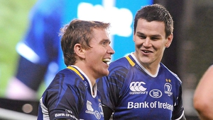 Are Eoin Reddan and Jonathan Sexton your dream 9 & 10?