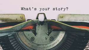 """This is an opportunity to say: """"Here's my story...and here's why it matters."""""""