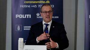 World Health Organisation  European director Hans Kluge