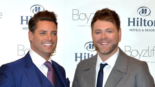 Boyzlife: Keith Duffy and Brian McFadden