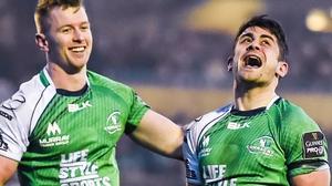 Do Matt Healy and Tiernan O'Halloran make your back three?