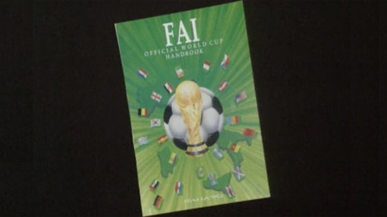 FAI Official World Cup Handbook