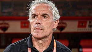 Roberto Donadoni took charge of Shenzhen FC last July