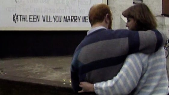 Billboard Marriage Proposal (1985)