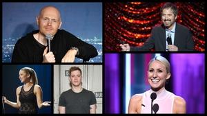 Ray Romano,Iliza Shlesinger, Daniel Sloss,Nikki Glaser,Bill Burr,Marc Maron, and many more comics will be performing at Laugh Aid on Saturdya, April 4th.