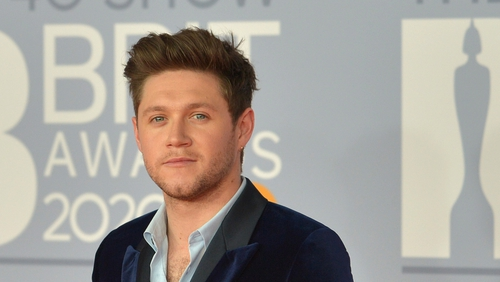 Niall Horan: missing his 90-year-old granny