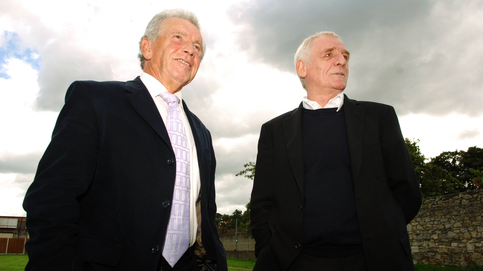 Image - John Giles and Eamon Dunphy soldiered during this era