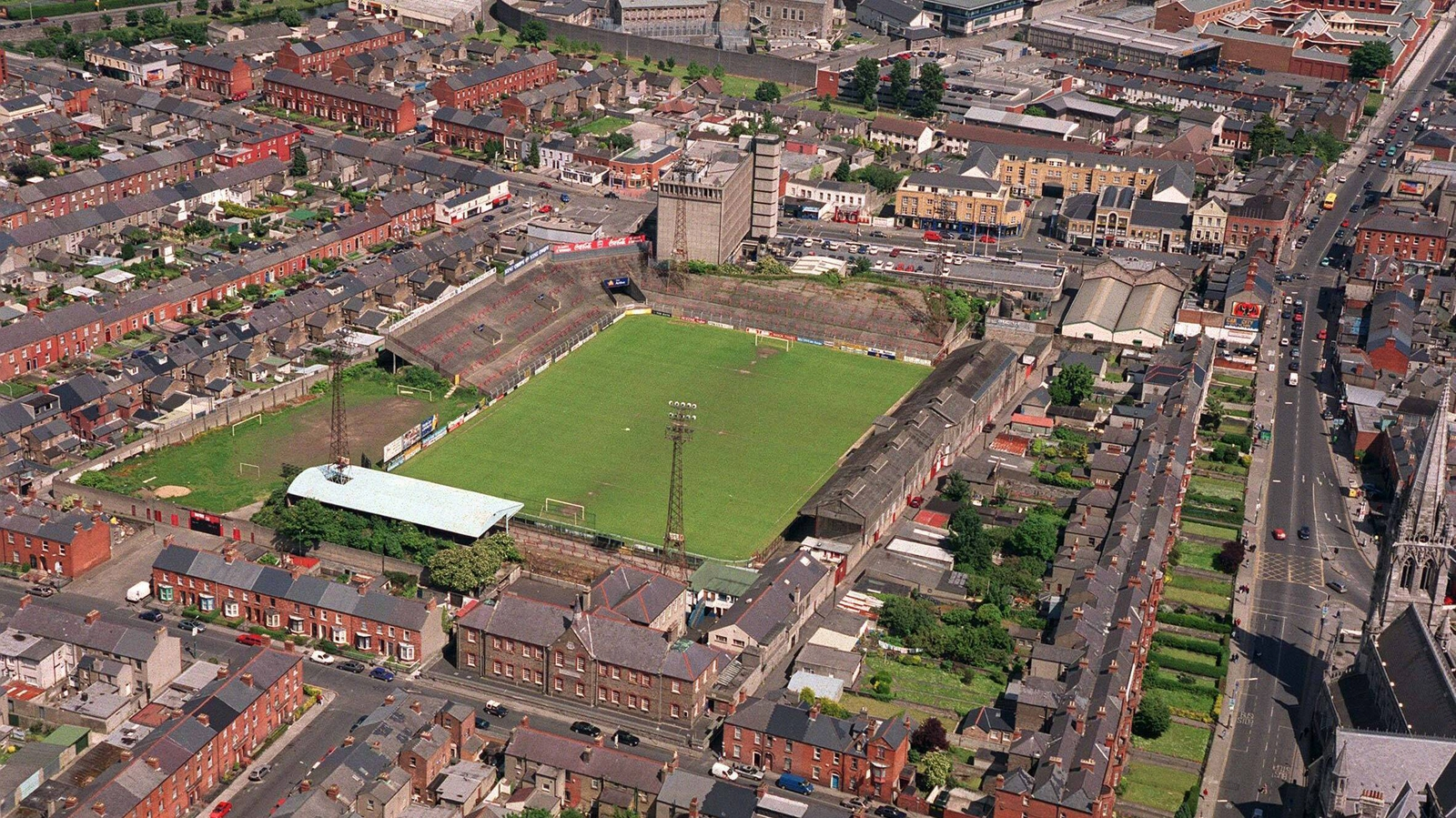 Image - The venue where Ireland's home games were played out until the late 1970s