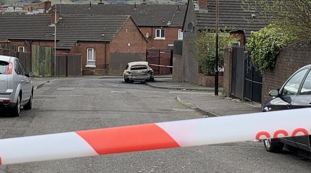 Robbie Lawlor: Man released over murder of Dublin man in Ardoyne