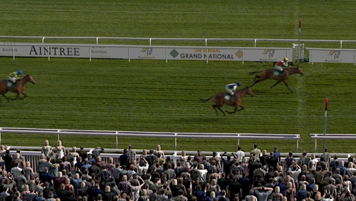 Potters Corner Wins The 2020 Virtual Grand National