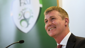 Stephen Kenny will take over as Ireland manager with immediate effect