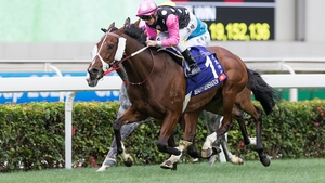 Beauty Generation recorded the 18th win of his career in Hong Kong this morning