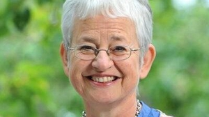 Jacqueline Wilson (pic courtesy Twitter)