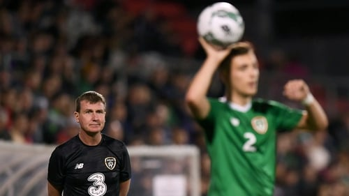 Stephen Kenny's Ireland side could face Slovakia in October