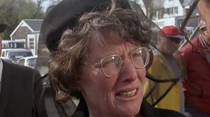 Lee Fierro as Mrs. Kinter in Jaws / Image: Universal