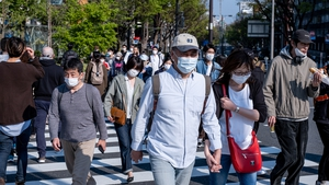 Improved exports and consumption helped Japan emerge from the damage caused by the coronavirus pandemic