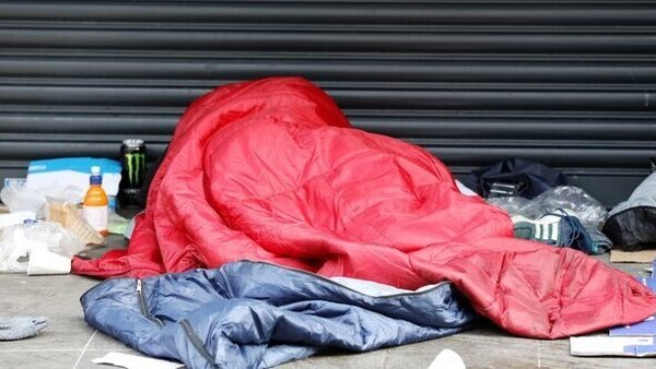 There were 8,484 homeless people around the country in November