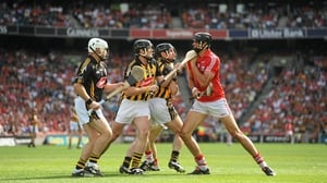 Jackie Tyrrell and Noel Hickey insist no one is getting past during the 2010 All-Ireland semi-final