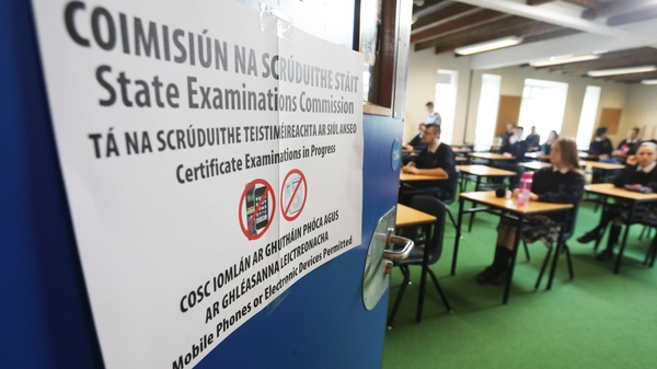 The vast majority of students who have registered for this year's assessment options have chosen to sit examinations and receive Accredited Grades in one or more subjects