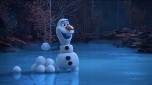 Disney+, you're having Olaf!