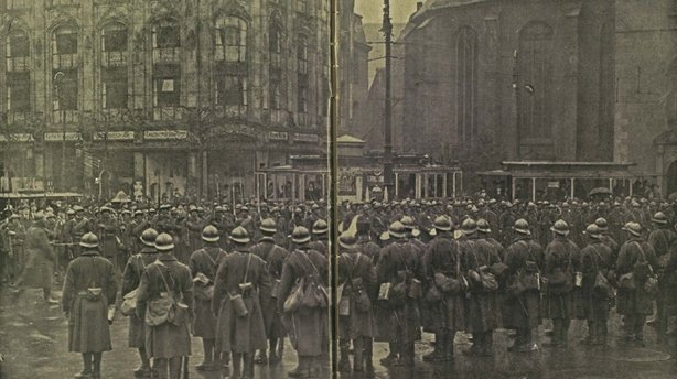 French Occupation Of Frankfurt, ILN17 Apr20